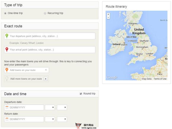 【经典网站】BlaBlaCar:欧洲长途拼车网
