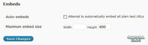 【Wordpress相关】WordPress 技巧:禁用 Auto Embeds (oEmbed)