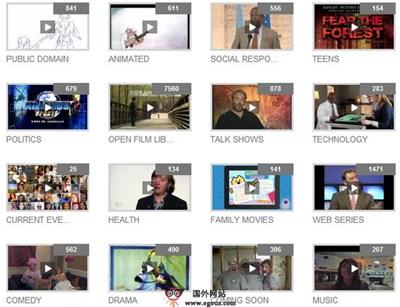 【经典网站】FilmAnnex:电影制作发布平台