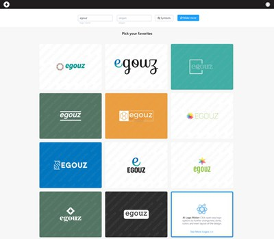【工具类】iNstantLogo 在线免费LOGO设计工具