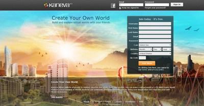 【经典网站】Kaneva:在线3D约会虚拟世界