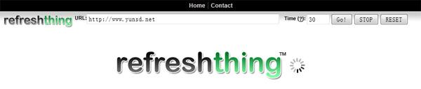 【数据测试】refreshthing,免费在线刷新网页应用