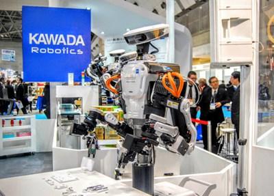 【经典网站】iRex|日本东京国际机器人展