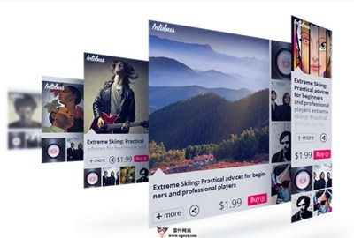 【经典网站】Intubus:在线产品销售展示工具