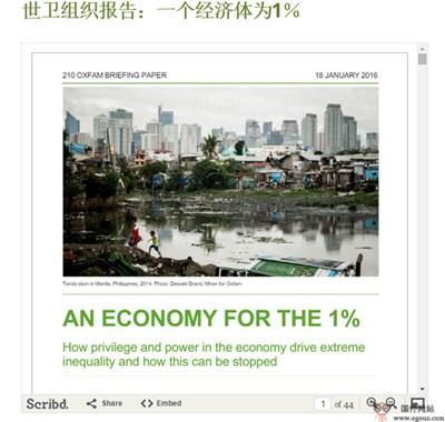 【经典网站】Ritholtz:全球财经大图网