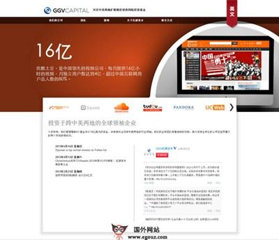 【经典网站】GGVC:纪源资本中美风投基金会