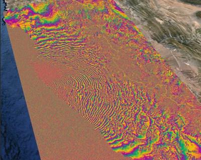 【经典网站】iNsarAp:地震监测数据研究网