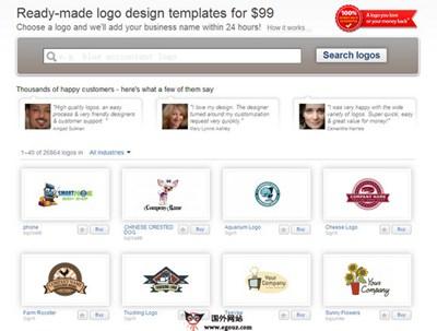 【经典网站】99Designs:众包式产品设计威客平台