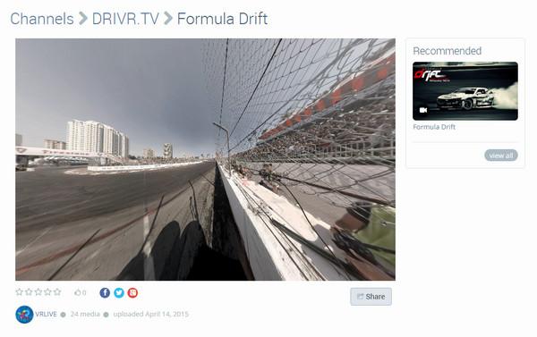 【经典网站】Vrlive:虚拟现实360全景视频网