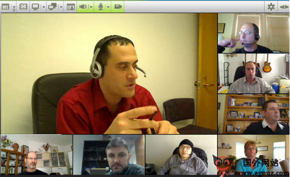 【经典网站】BlueJeans:在线会议视频服务平台