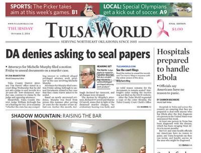【经典网站】TulsaWorld:塔尔萨世界新闻网