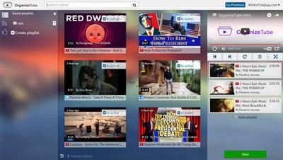 【经典网站】OrganizeTube:多站点视频管理平台