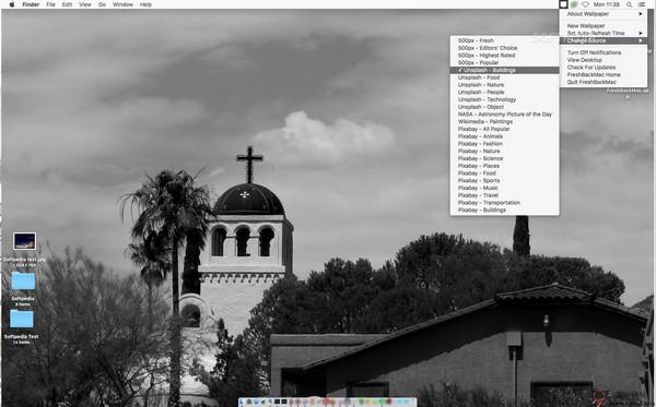 【工具类】FreshBackMac:苹果电脑壁纸更新工具