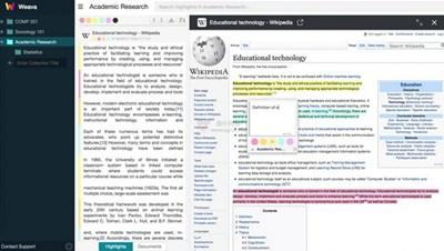 【工具类】Weava|基于浏览器内容收集插件工具
