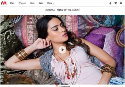 【经典网站】Myntra:印度时尚与生活方式门户