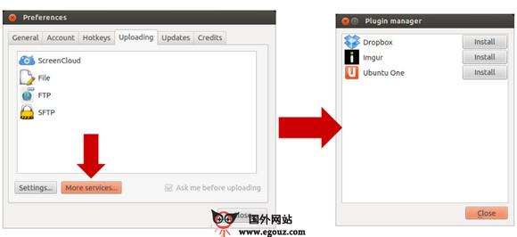 【工具类】ScreenCloud:跨平台屏幕截图分享工具