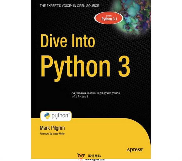 【经典网站】DiveintoPython:在线Python语言教学网
