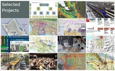 【经典网站】城市足迹|在线城市发展模式预测工具