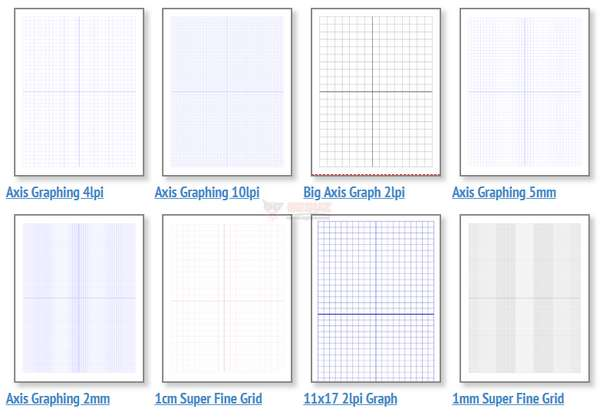 【工具类】在线方格纸设计打印工具