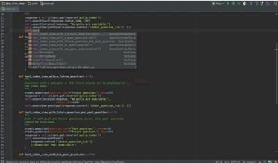 【工具类】PyCharm 基于Python集成开发环境