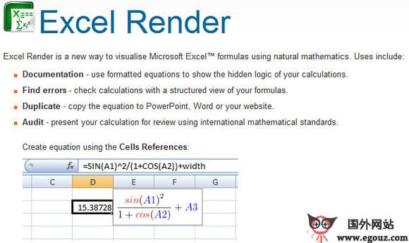 【工具类】Codecogs:在线LaTeX 数学公式编辑工具