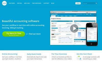 【数据测试】在线会计软件公司Xero再次获得1660万美元投资