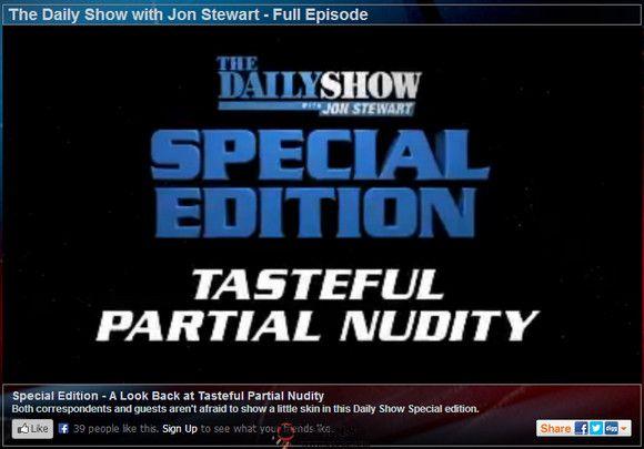 【经典网站】TheDailyShow:美国每日秀新闻网