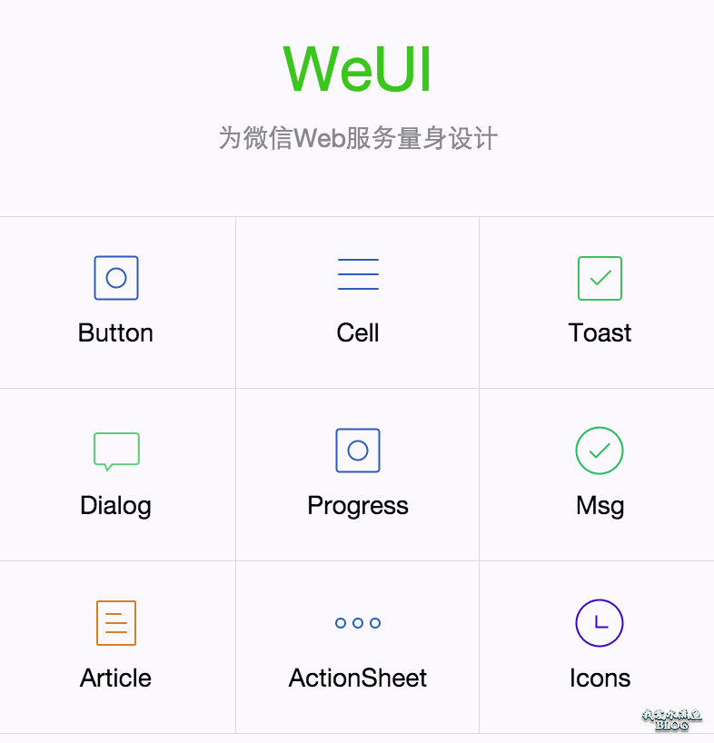 【Wordpress相关】jQuery WeUI:WeUI 的jQuery实现版