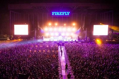 【经典网站】FireFly:萤火虫音乐节