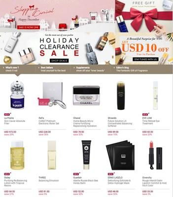 【经典网站】Cosmede|玫丽护肤美容零售网