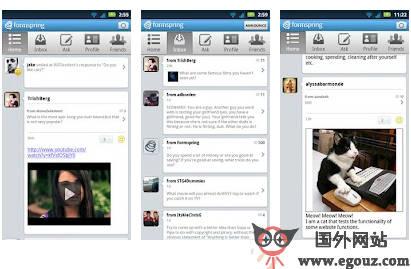 【经典网站】FormsPring:基于兴趣的问答社交平台
