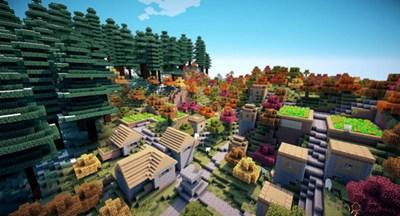 【经典网站】Minecraft:我的世界沙盒建造游戏官网