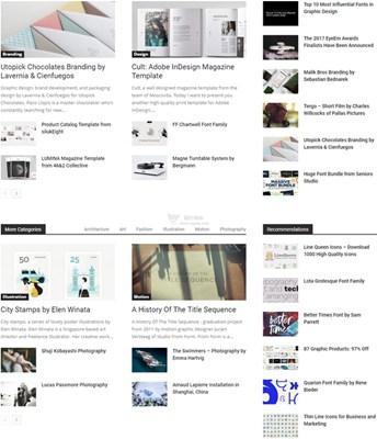 【素材网站】We And The Color 我们和色彩艺术设计博客