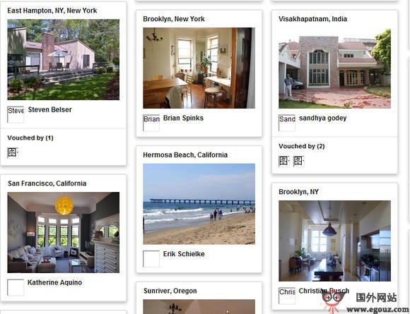 【经典网站】CasaHop:换房旅游社交服务平台