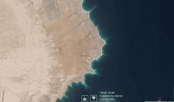 【经典网站】Stratocam:基于谷歌地图的全景网
