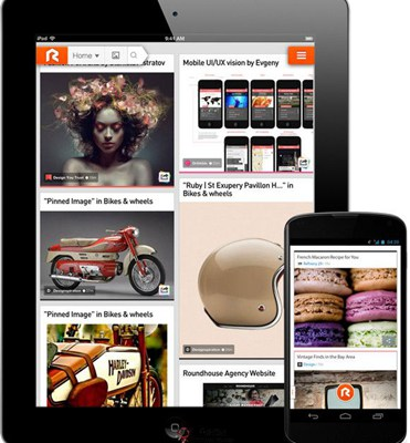 【工具类】RockMelt:社会化SNS浏览器