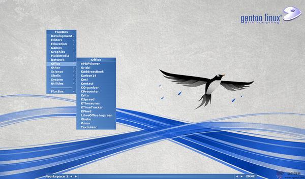 【经典网站】GenToo:免费开源Linux系统