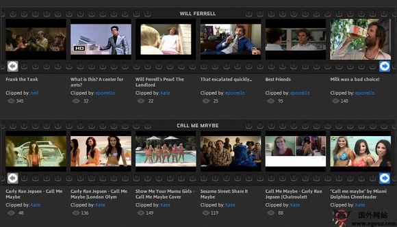 【工具类】ReelSurfer:在线视频剪辑分享工具