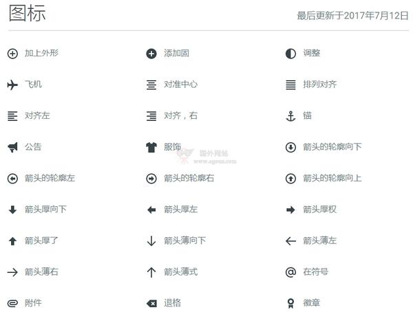 【素材网站】Zondicons 免费SVG图标素材集合