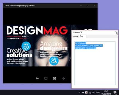 【工具类】EasyScreenOCR|免费图片文字识别转换工具