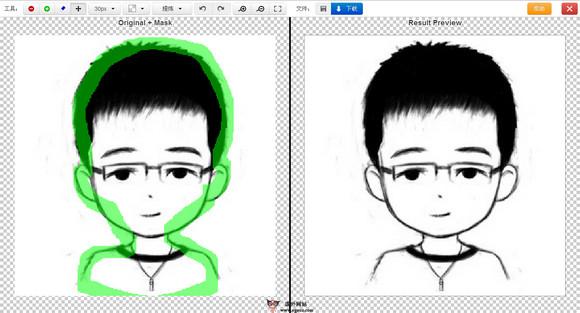 【工具类】ClippingMagic:在线图片抠图工具