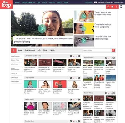 【经典网站】TheLoop|加拿大生活娱乐资讯网