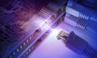 家庭宽带一条联通光纤、一条电信光纤,一个维盟的双LAN路由器,如何设置双宽带叠加?