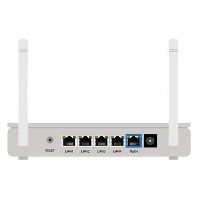 维盟路由器怎样设置多个LAN口?