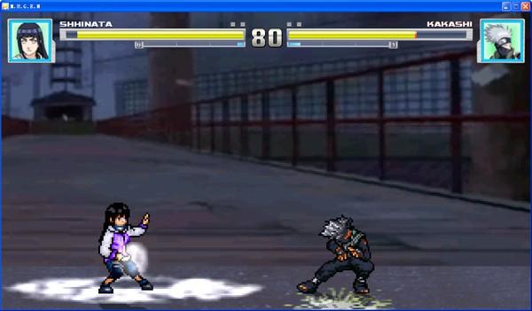 火影忍者之终结命运_【街机模拟火影忍者单机游戏】(106M)