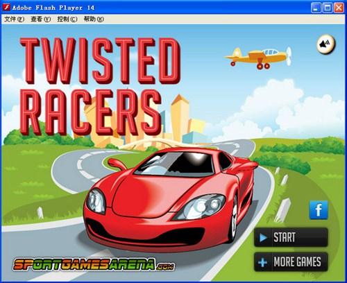 环形赛道_【赛车竞速赛车游戏单机版】(3M)