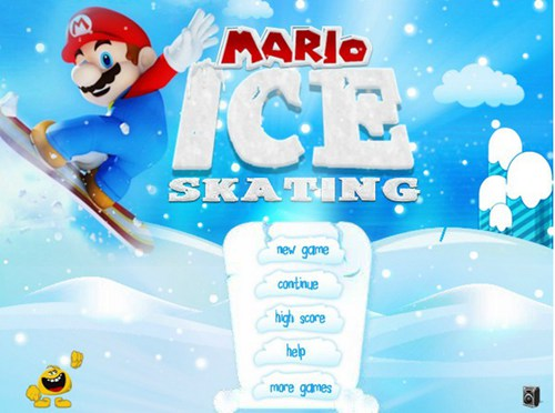 超级玛丽滑雪_【体育竞技滑雪游戏单机版,滑雪游戏单机版】(2M)