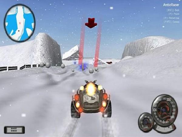 极地赛车_【赛车竞速赛车游戏单机版】(48M)