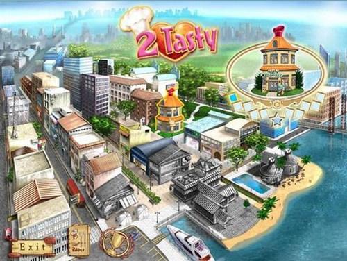 双重美味_【街机模拟模拟经营单机游戏】(220M)