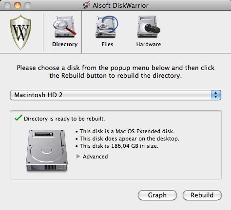 DiskWarrior_【系统维护DiskWarrior,数据恢复】(6.4M)